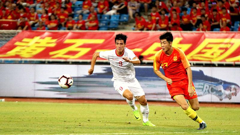 Đối thủ của Việt Nam ở bảng B: Trung Quốc bây giờ mạnh yếu thế nào?