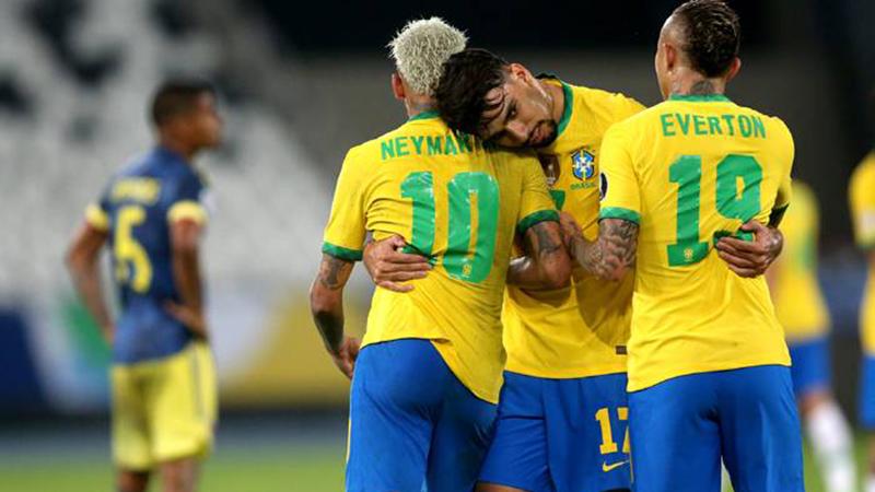 Lịch thi đấu, trực tiếp bóng đá Copa America 2021 hôm nay trên BĐTV, TTTV (2/7/2021)