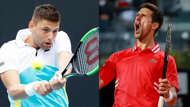 Lịch thi đấu Roland Garros hôm nay. Djokovic vs Berankis, Nadal vs Cameron Norrie. TTTV, TTTV HD