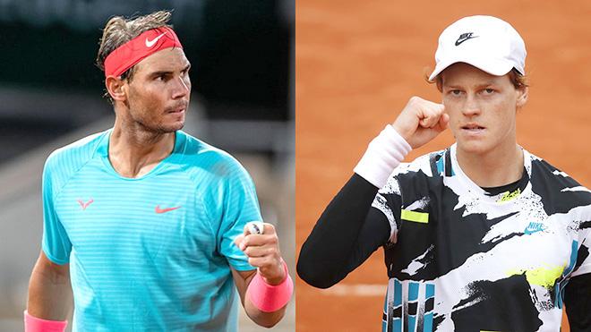 Kết quả Roland Garros hôm nay, Djokovic vs Mussetti, Nadal vs Sinner, TTTV, kết quả tennis hôm nay, kết quả quần vợt hôm nay, kết quả Pháp mở rộng 2021, ket qua tennis