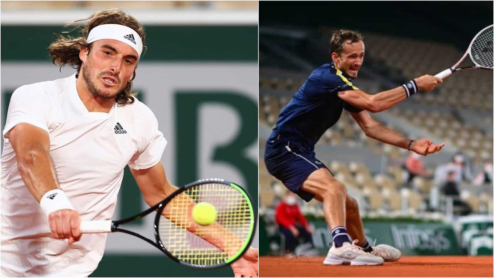 Lịch thi đấu Roland Garros hôm nay. Trực tiếp Tsitsipas vs Medvedev. TTTV, TTTV HD