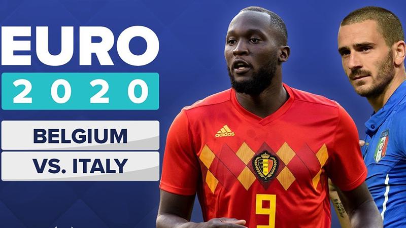 Lịch xem trực tiếp bóng đá EURO 2021 hôm nay trên kênh VTV3, VTV6 (3/7/2021)