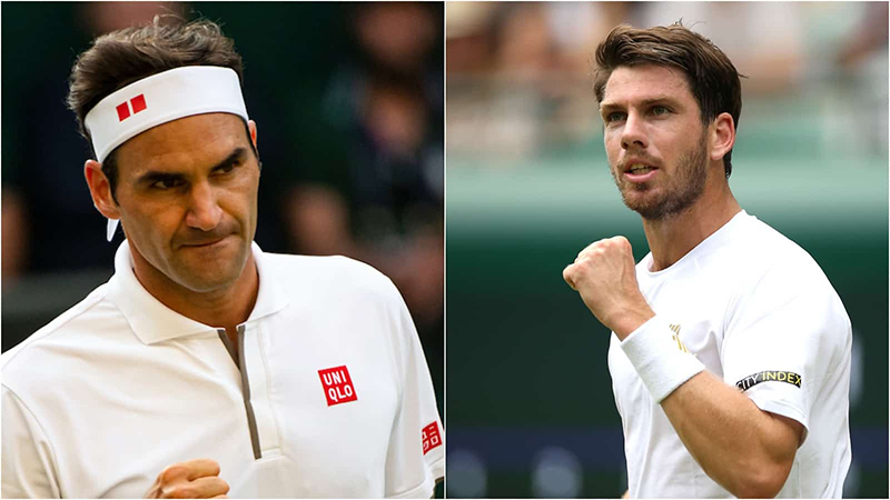 Lịch thi đấu, trực tiếp Wimbledon hôm nay (2/7/2021): Federer, Medvedev thẳng tiến?
