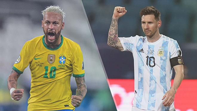 Lịch thi đấu bóng đá hôm nay, 11/7. Trực tiếp bóng đá Copa America 2021, EURO 2021