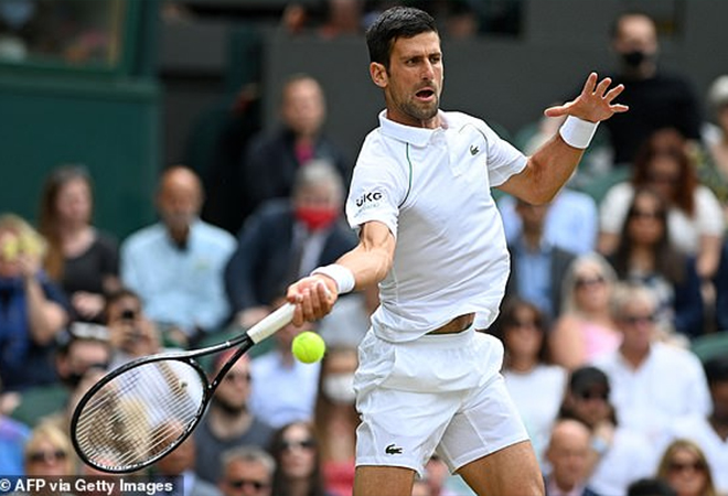 Lịch thi đấu Wimbledon hôm nay, lịch thi đấu chung kết đơn nam Wimbledon 2021, TTTV, Djokovic vs Berrettini, trực tiếp Djokovic vs Berrettini, trực tiếp Wimbledon 2021