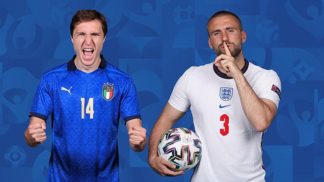 Muốn thắng Ý, tuyển Anh phải quấy rối Chiellini và khống chế Jorginho-soi cầu casino-free casino games-TB casino