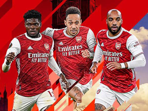 Lịch thi đấu giao hữu mùa hè 2021 của Arsenal