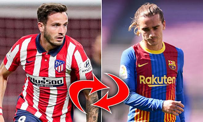 Barcelona, Chuyển nhượng Barcelona, Griezmann không trở lại Atletico, Griezmann tới MU, Griezmann tới Chelsea, Barcelona bán Griezmann, Barcelona khủng hoảng tài chính