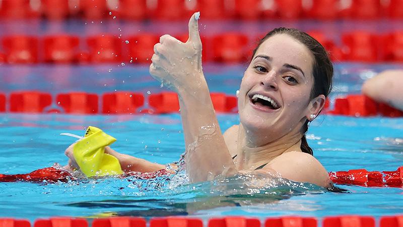 Tin Olympic 27/7: Kình ngư Úc lập kỷ lục Olympic, Philippines thưởng hậu cho HCV lịch sử