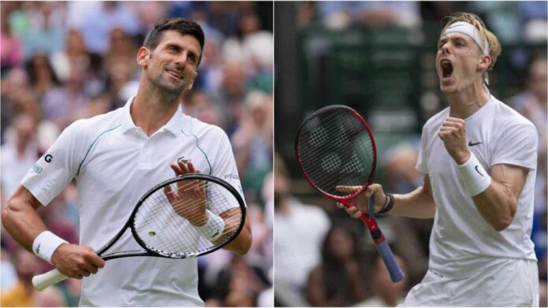 Lịch thi đấu Wimbledon hôm nay, lịch thi đấu Wimbledon 2021, TTTV, Djokovic vs Shapovalov, Berrettini vs Hurkacz, lịch thi đấu bán kết Wimbledon 2021, trực tiếp tennis