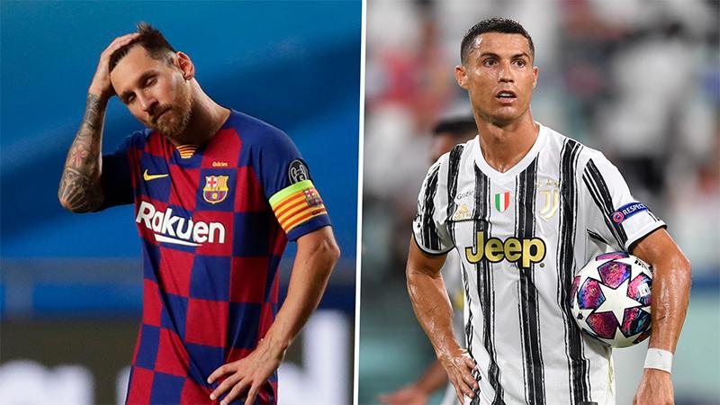 Giải thưởng UEFA 2020-21, Messi và Ronaldo không được đề cử giải thưởng UEFA, Messi, Ronaldo, Lionel Messi, Cristiano Ronaldo, đề cử giải thưởng UEFA, Messi vs Ronaldo