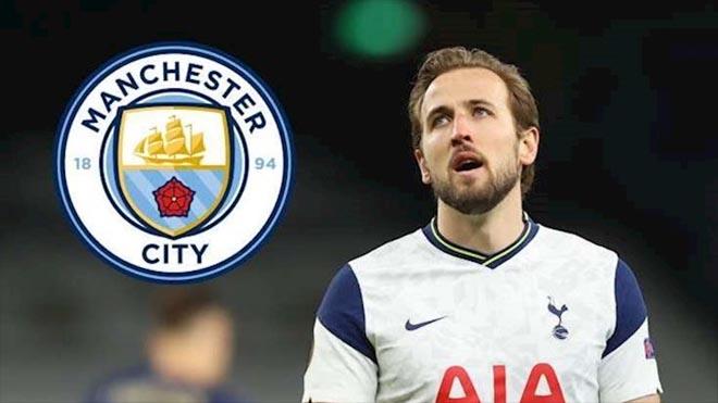 Tương lai Harry Kane: Thân tại Tottenham, đầu đã ở Man City