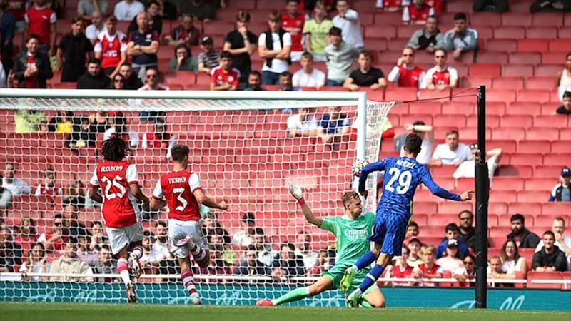 Kết quả bóng đá giao hữu, kết quả bóng đá, ket qua bong da, Arsenal vs Chelsea, kết quả Arsenal vs Chelsea, video Arsenal vs Chelsea, Havertz, Xhaka, Abraham, kqbd