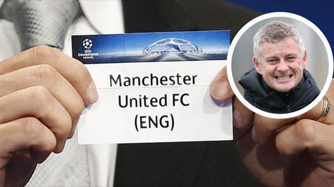 Bốc thăm chia bảng cúp C1 châu Âu: MU sẽ gặp những đối thủ nào?
