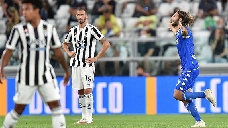 Video Juventus vs Empoli, Serie A vòng 2, Clip bàn thắng highlights, Kết quảbóng đá Serie A, Kết quảJuventus đấu với Empoli, Bảng xếp hạng bóng đá Ý, Ket qua bong da