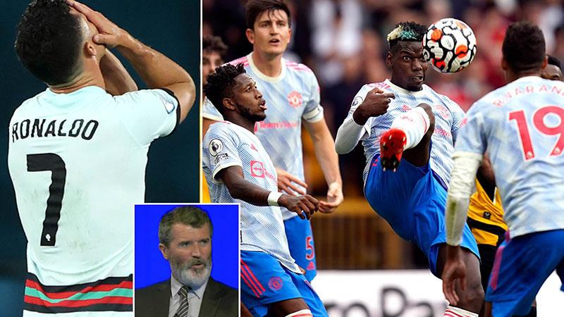 Wolves vs MU, kết quả Wolves vs MU, video Wolves vs MU, Roy Keane chỉ trích MU, kết quả Ngoại hạng Anh, bảng xếp hạng Ngoại hạng Anh, Ronaldo, Ronaldo hủy hợp đồng, MU