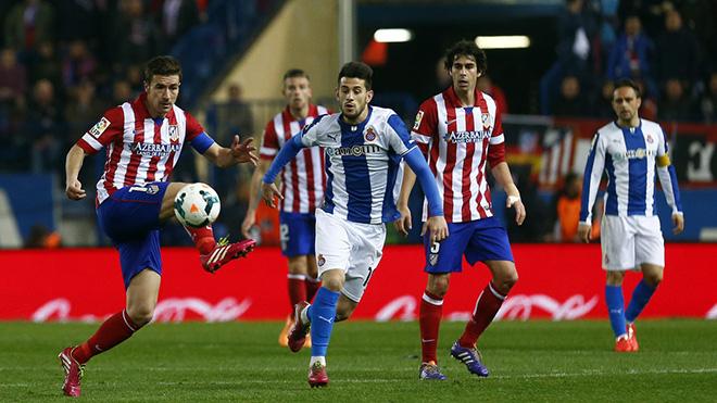 TRỰC TIẾP bóng đá Espanyol vs Atletico, La Liga (19h00, 12/9)