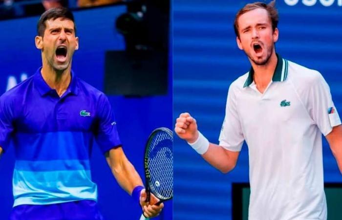 Xem trực tiếp tennis Djokovic vs Medvedev, trực tiếp tennis, truc tiep tennis, chung kết US Open 2021, chung kết Mỹ mở rộng 2021, US Open 2021, Djokovic, Medvedev