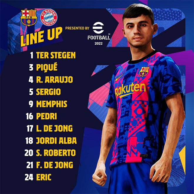 truc tiep bong da, Barcelona vs Bayern, FPT Play, trực tiếp bóng đá hôm nay, Barcelona, Bayern Munich, trực tiếp bóng đá, Barca vs Bayern, Cúp C1, Champions League, C1