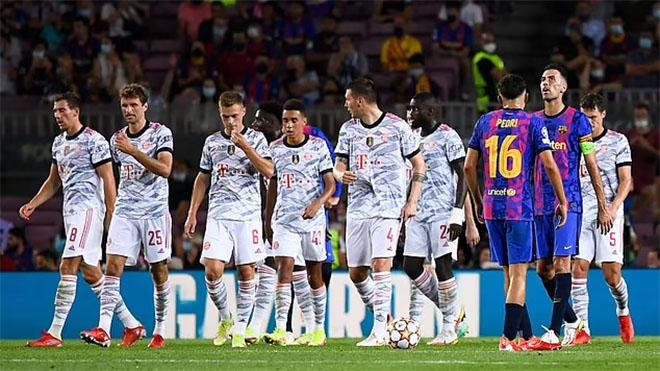 Barcelona 0-3 Bayern Munich: Nỗi hổ thẹn ở Camp Nou