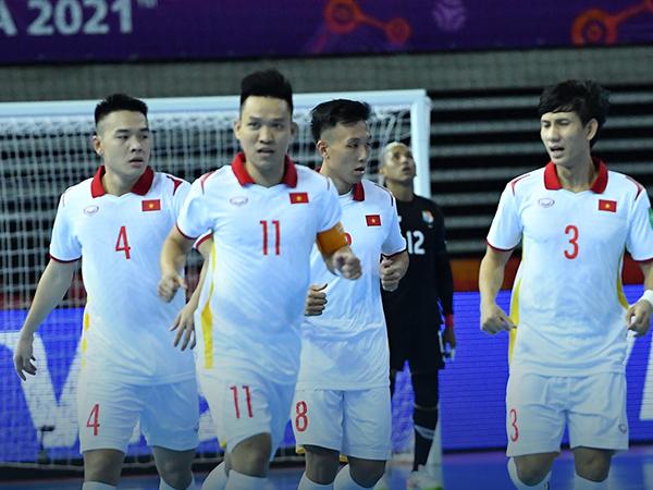 Panama 2-3 Việt Nam: Thắng kịch tính, ĐT Futsal Việt Nam đầy hy vọng đi tiếp
