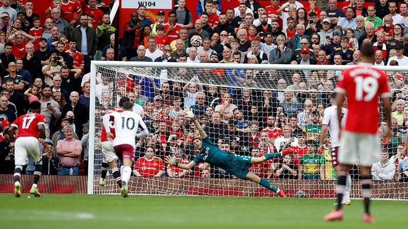 kết quả bóng đá, kết quả bóng đá hôm nay, ket qua bong da, ket qua bong da hom nay, kết quả bóng đá Anh, Ngoại hạng Anh, MU vs Aston Villa, Bruno Fernandes, Ronaldo, 11m
