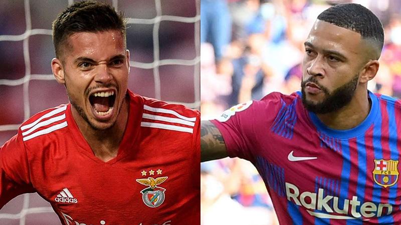 TRỰC TIẾP bóng đá Benfica vs Barcelona, Cúp C1 (02h00, 30/9)