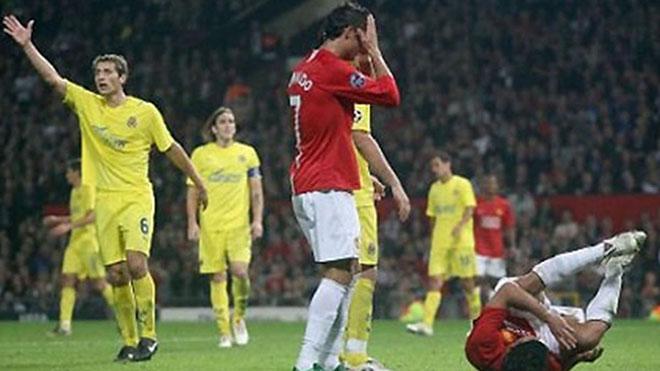 MU vs Villarreal: Ronaldo liệu có phá dớp tịt ngòi?