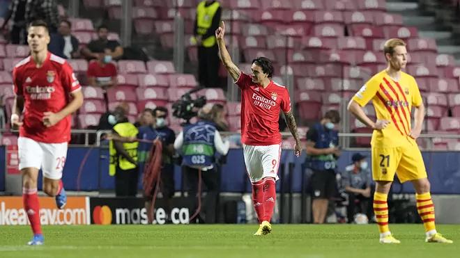 truc tiep bong da, Benfica vs Barcelona, FPT Play, trực tiếp bóng đá hôm nay, Benfica, Barcelona, trực tiếp bóng đá, Cúp C1, Champions League, xem bóng đá trực tiếp