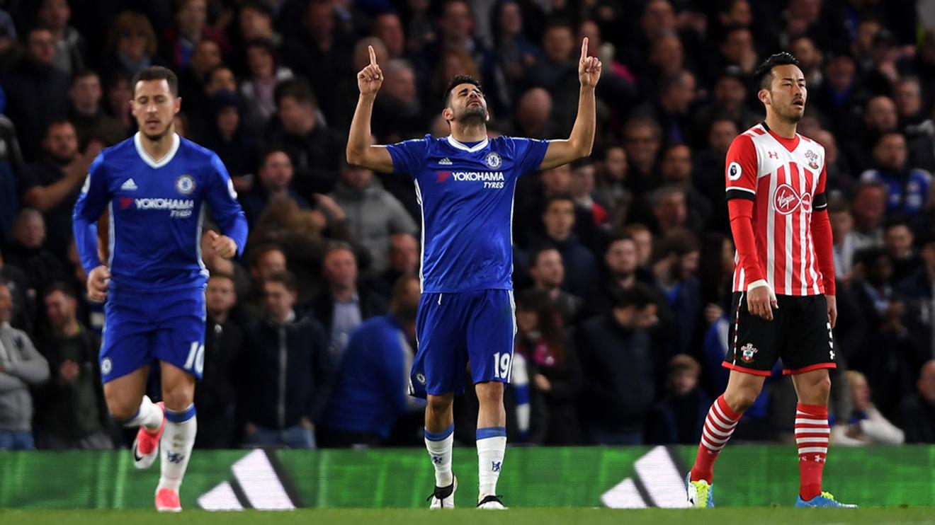 ĐIỂM NHẤN Chelsea 4-2 Southampton: Costa giải hạn đúng lúc, Fabregas vẫn rất đẳng cấp