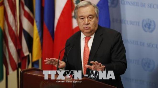 HĐBA LHQ không thông qua dự thảo nghị quyết của Nga lên án tấn công Syria