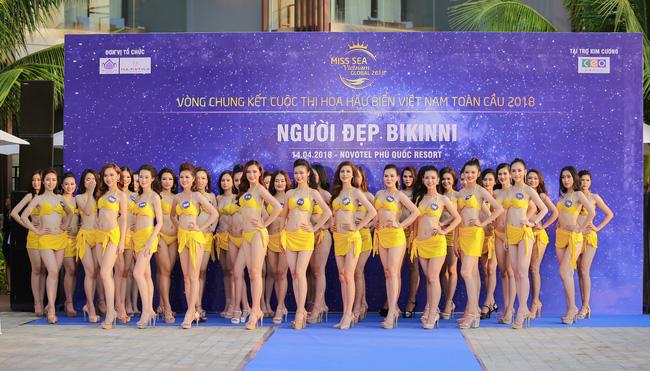 Tối nay 21/4, chung kết Hoa hậu Biển Việt Nam toàn cầu 2018