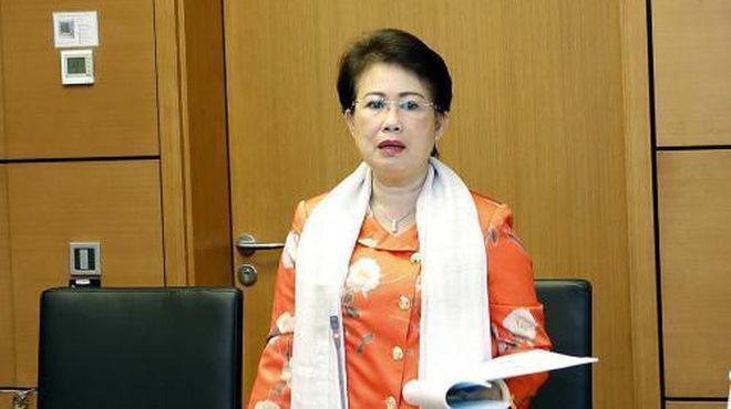 Cách tất cả chức vụ đảng Phó Bí thư Tỉnh ủy Đồng Nai Phan Thị Mỹ Thanh