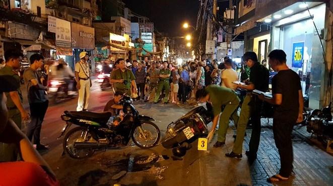 Vụ hai 'hiệp sĩ' bị sát hại: Một nghi can đã bị bắt giữ
