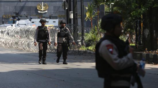 5 cảnh sát và 1 tù nhân đã thiệt mạng trong vụ nổi loạn tại một nhà tù ở ngoại ô thủ đô Jakarta. Ảnh: foxnews.com