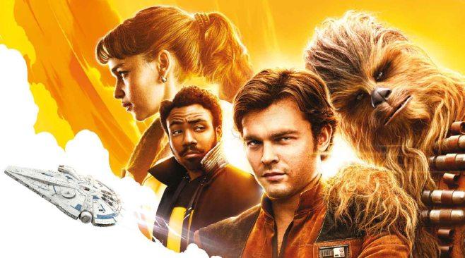 Câu chuyện điện ảnh: 'Solo: A Star Wars Story' - Ấn tượng từ 'làn gió mới' của Disney