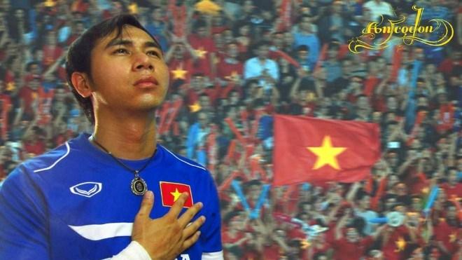 Họa sĩ An Thắng: Chờ đợi những giọt nước mắt sau trận chung kết