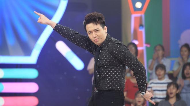 Trấn Thành làm MC 'Nhanh như chớp nhí'