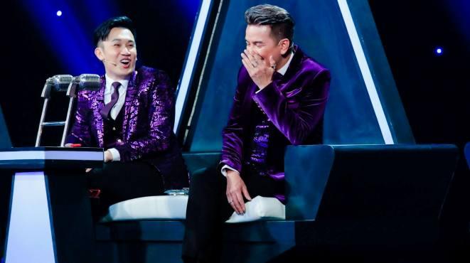 TRỰC TIẾP tập 6'Tuyệt đỉnh song ca': Cẩm Ly, Minh Tuyết không thể ngờ đội Dương Triệu Vũ mạnh như này