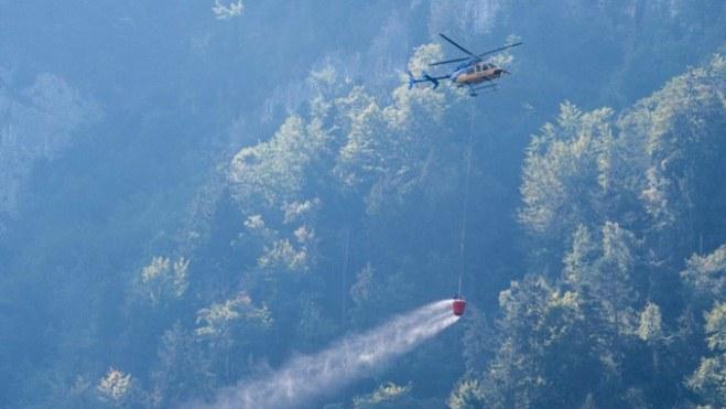 Nhiều người thiệt mạng trong vụ rơi máy bay ở Thụy Sĩ