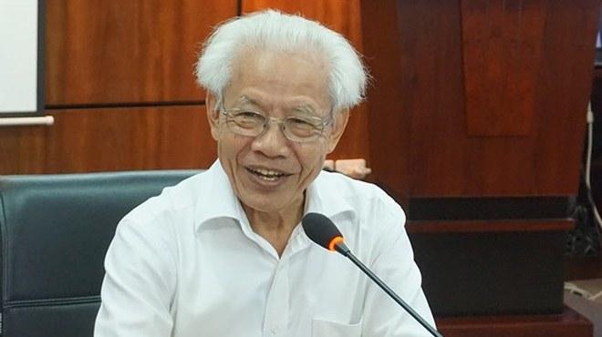 GS Hồ Ngọc Đại lên tiếng về bộ sách Công nghệ Giáo dục và quan điểm của Bộ GDĐT