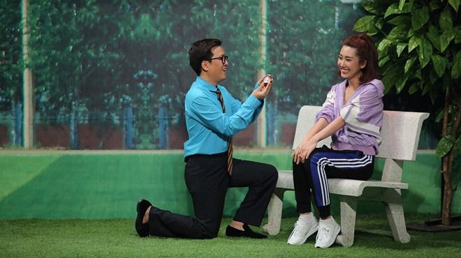 Tập 9 'Ơn giời cậu đây rồi': Hân hoa hậu của 'Gạo nếp gạo tẻ' khiến Trường Giang bật khóc