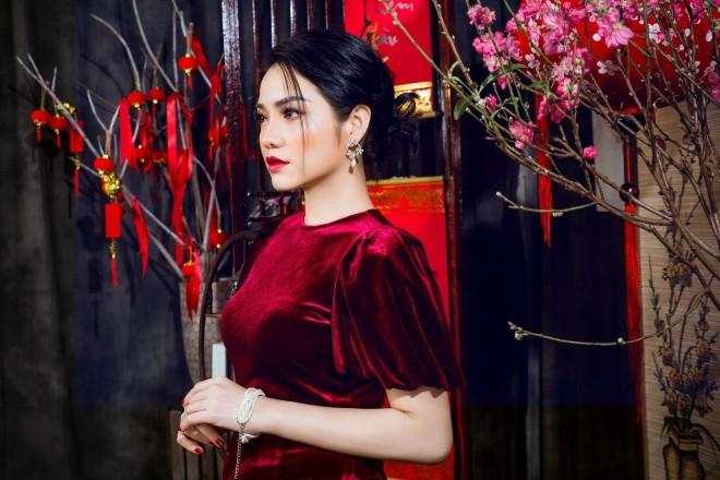 Hồng Kim Hạnh: 'Tết ít nhận show để thư giãn và phụ mẹ nấu ăn'