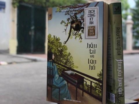 'Địch Công kỳ án' - series trinh thám hấp dẫn mọi đối tượng độc giả