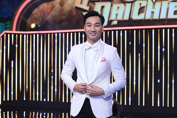 Thành Trung làm MC Quý ông đại chiến mùa 2