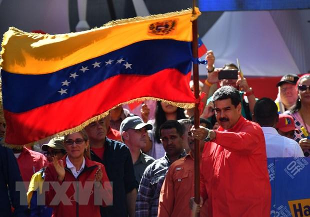 Các nước lên án âm mưu 'đảo chính' tại Venezuela