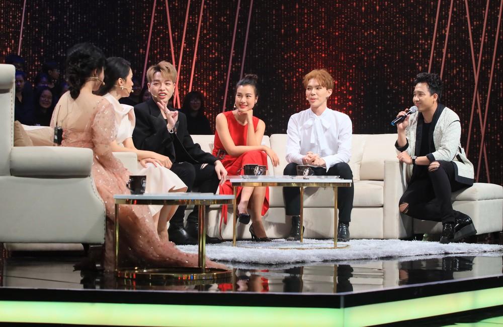 Xem 'Người ấy là ai' tập 5: Đức Phúc - Erik ngồi ghế cố vấn, lập tức phát ngôn 'gây sốc'