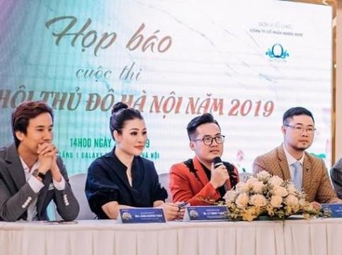 'Lùm xùm' Hoa khôi Thủ đô 2019:Sẽ xem xét lại tư cách Trưởng BTC của NTK Lý Minh Tuấn