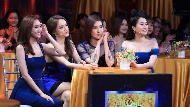 Xem 'Quý ông đại chiến' tập 12: Hương Giang, Ninh Dương Lan Ngọc mở hội 'nói xấu' người cũ