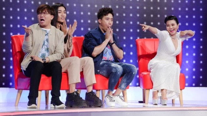 Trấn Thành, Trường Giang, Đại Nghĩa đồng loạt trở lại 'Giọng ải giọng ai' mùa 4